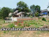 10 Cent house plot for sale at Thirumala Vettamukku Road Trivandrum real estate kerala