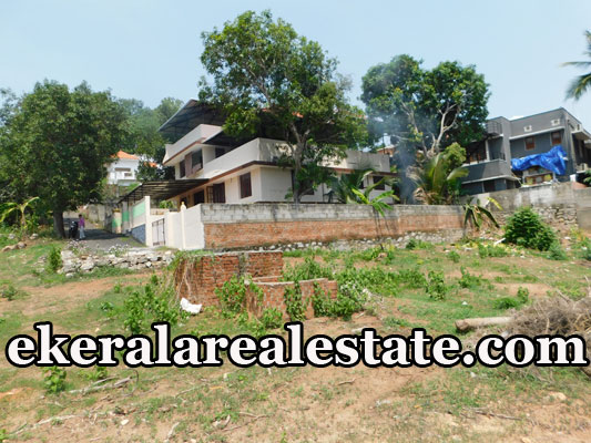 10 Cent house plot for sale at Thirumala Vettamukku Road Trivandrum real estate kerala