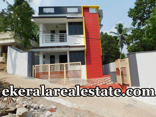 newly build house for sale at Vazhayila Peroorkada Trivandrum real estate kerala