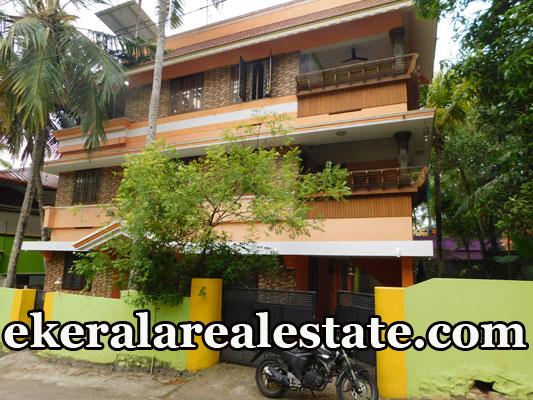 3 Storied house for sale at Melamcode Karakkamandapam Trivandrum real estate kerala