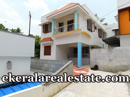 1400 Sqft 3 Bed Rooms New House Sale at Peyad Trivandrum