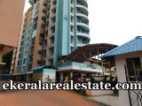 semi furnished flat for sale at Thampuranmukku Kunnukuzhy trivandrum real estate kerala