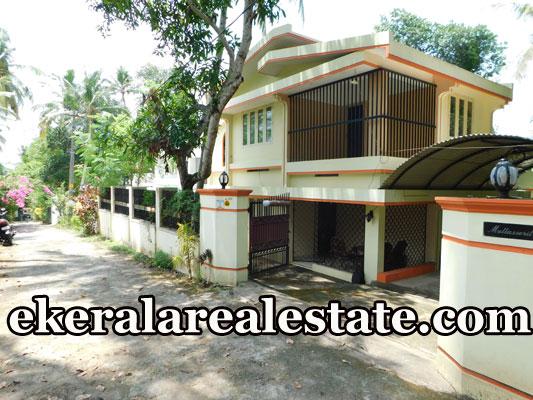 4 bhk house for sale at St Thomas School Mukkola Mannanthala trivandrum