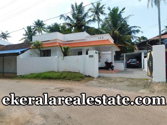7 cents land and individual house sale at Karicode Kollam