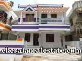 Thachottukavu 3 cents land and 1500 sqft house for sale