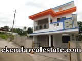 Double storied newhouse sale at Kunnapuzha Trivandrum