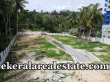 Thrippadapuram 5 cents villa plot for sale in Trivandrum